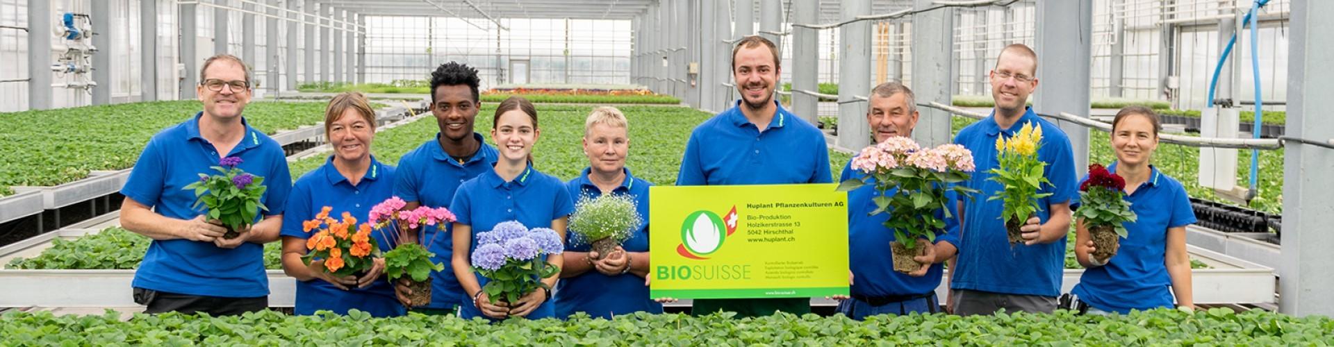 Bioproduktion
