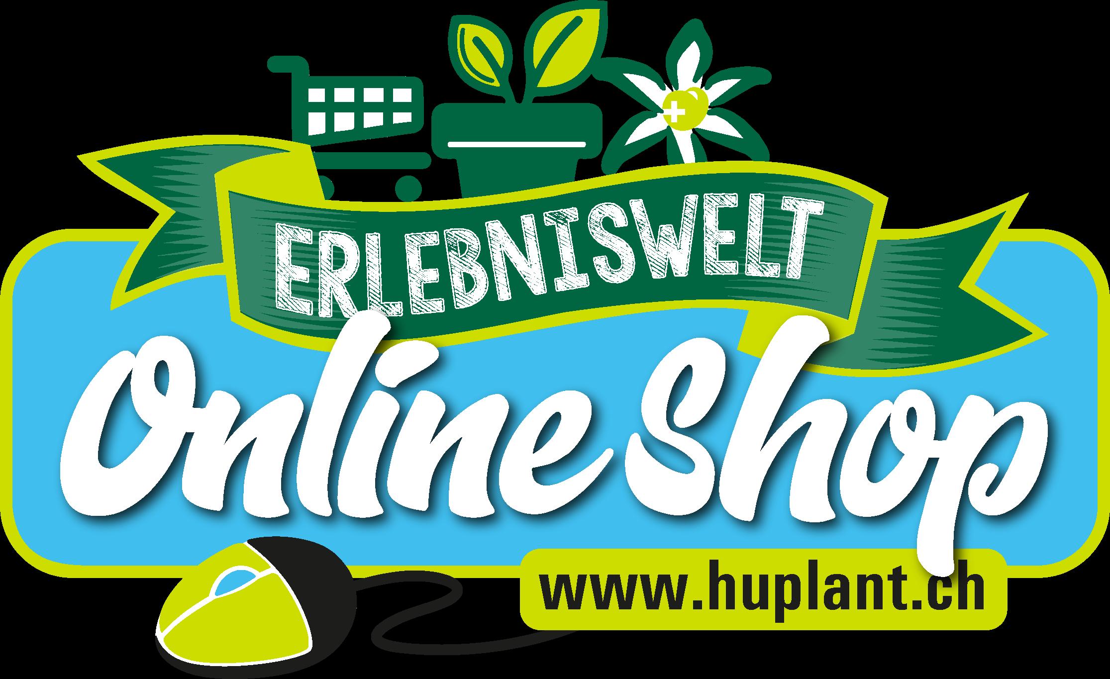 Der Huplant Online-Shop